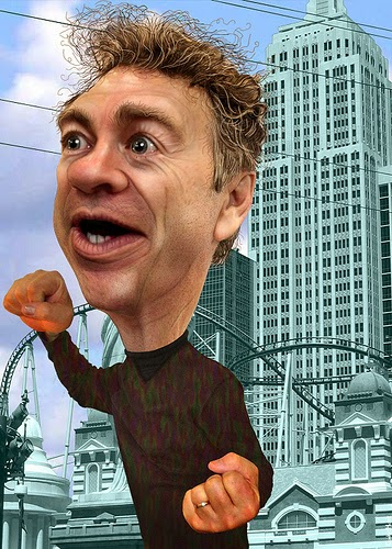 Rand Paul: Some progressives may be willing to ignore his  racist history for a short-term alliance with Paul - Nothing  new there. (Illustration by DonkeyHotey)