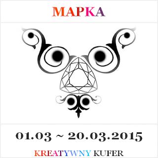 http://kreatywnykufer.blogspot.com/2015/03/wyzwanie-mapka-1.html