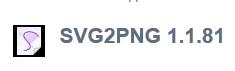 SVG2PNG 2015 1.1.81 Free Download