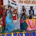 तुळजापूर -: भारत निर्माण अभियानात भारत सरकारच्या नाटय व गीत विभागाच्या कलाकारांनी अभियानासाठी आलेल्या श्रोत्यांचे मनोरंजन केले.