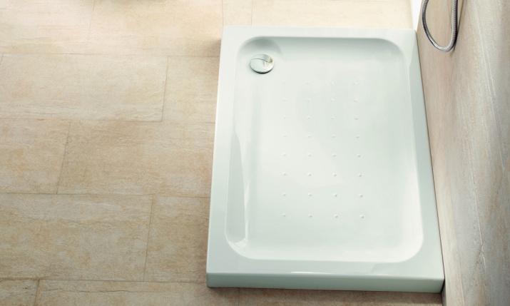 ducha blanco flaco en Tarragona