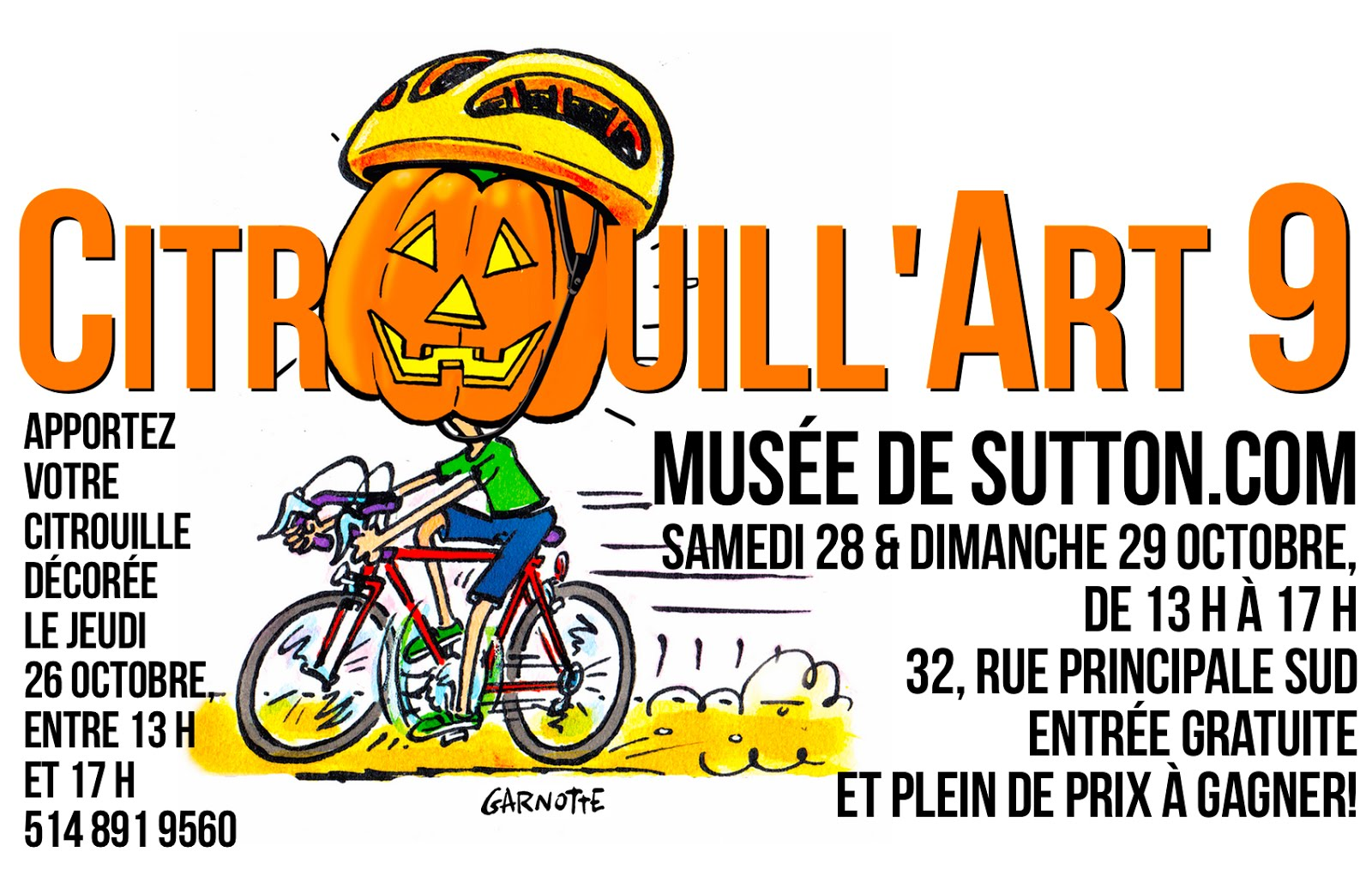 Gagnants de Citrouill'Art 9
