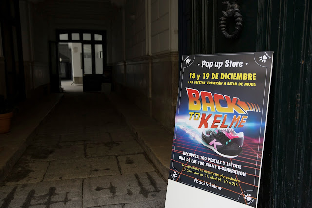 Evento Kelme #BackToKelme