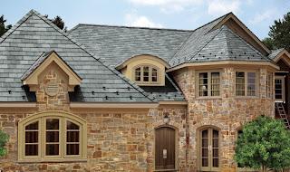 หลังคาทรงผสมผสาน Combination Roof