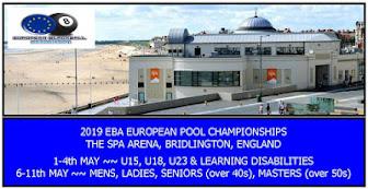 2019 EBA EUROPEAN CHAMPIONSHIPS