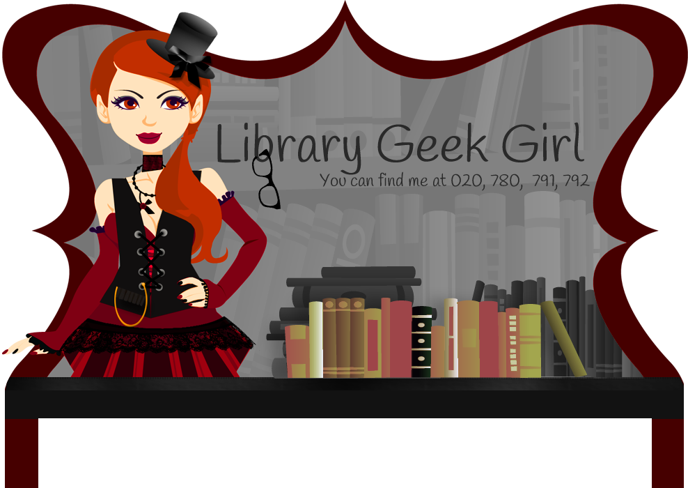 Library Geek Girl