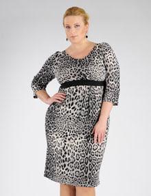 Roberto Cavalli Plus Size Dresses