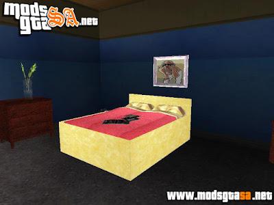 SA - Novo Interior para Casa do CJ