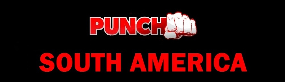 THE PUNCH SOUTH AMERICA