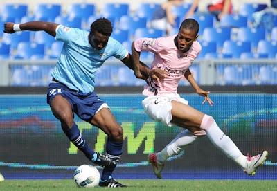 Lazio Palermo 0-0 highlights sky