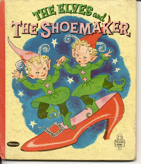 Amp chaos the elves and the shoemaker make your own shoes activity