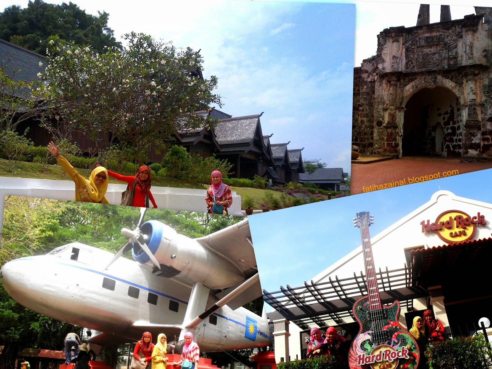 bandar hilir melaka , cuti-cuti malaysia