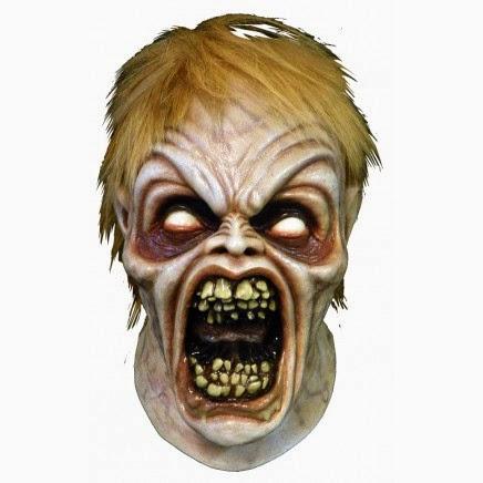 Máscara de Evil Dead 2 Terroríficamente Muertos