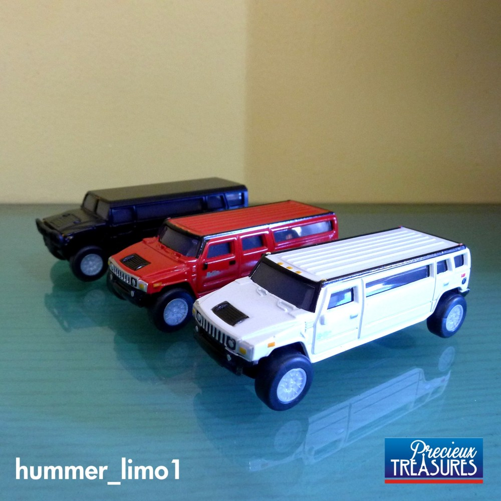 Precieux Treasures Hummer Limo Miniature Vehicles For Sale