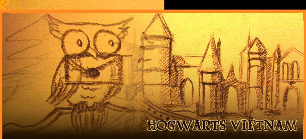 Học Viện Ma Thuật và Pháp Thuật Hogwarts Việt Nam.