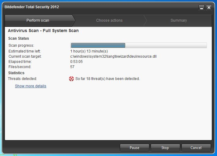 Bitdefender Antivirus 2012 Free Download