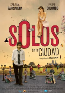 """Solos en la ciudad"""