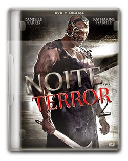 Noite De Terror 2   BDRip AVI Dual Áudio + RMVB Dublado