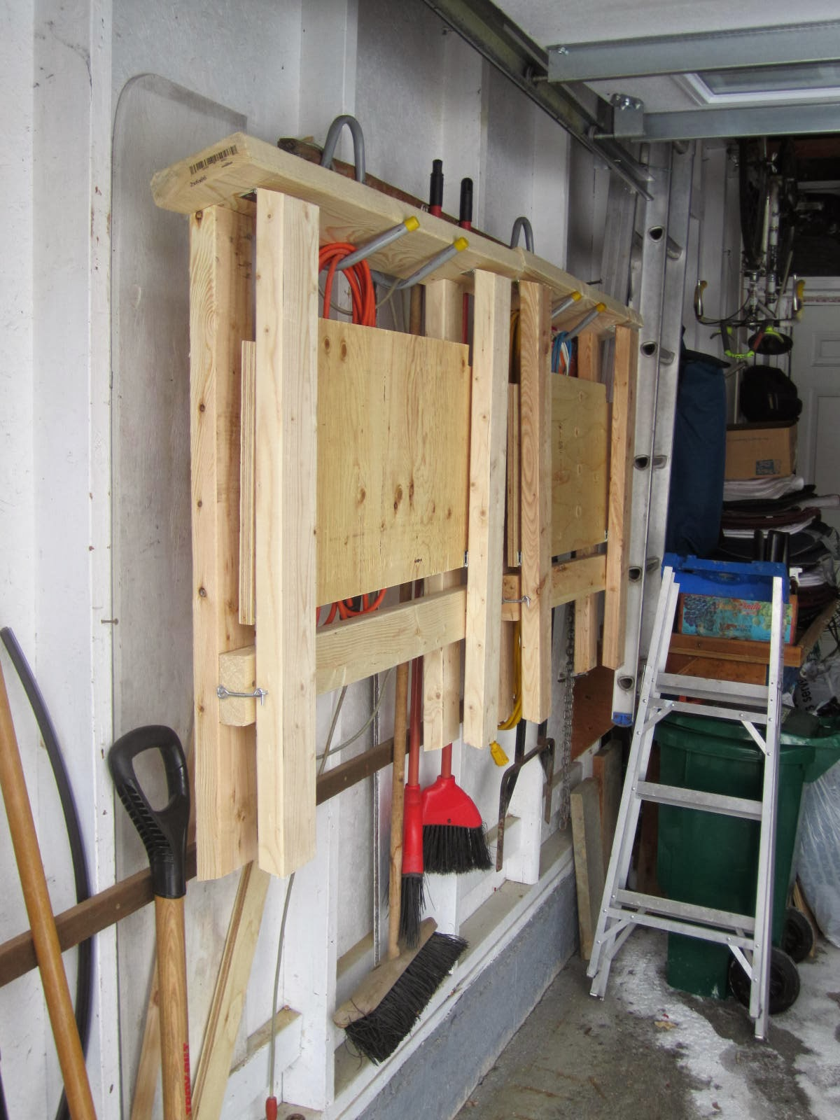 Creative Home RenoWoodworking Projects A Pair Of Sawhorses