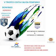 Fútbol Fem. V Trofeo Costa Cálida