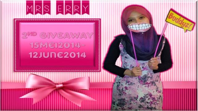 http://norumara.blogspot.com/2014/05/mrs-erry-2nd-giveaway.html
