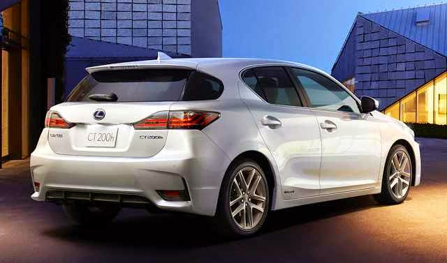 2016 Lexus CT 200h Review
