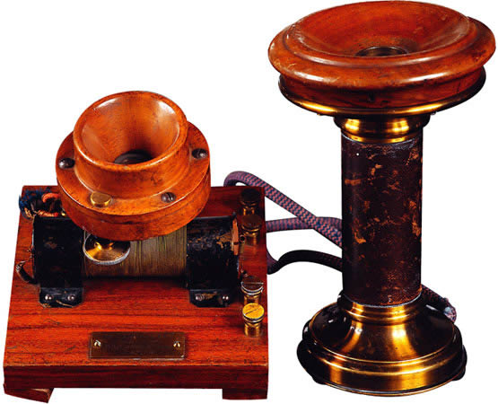 inventor del telefono: