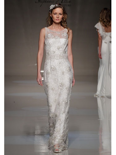 Serenade - Stephanie Allin 2013 wedding dresses