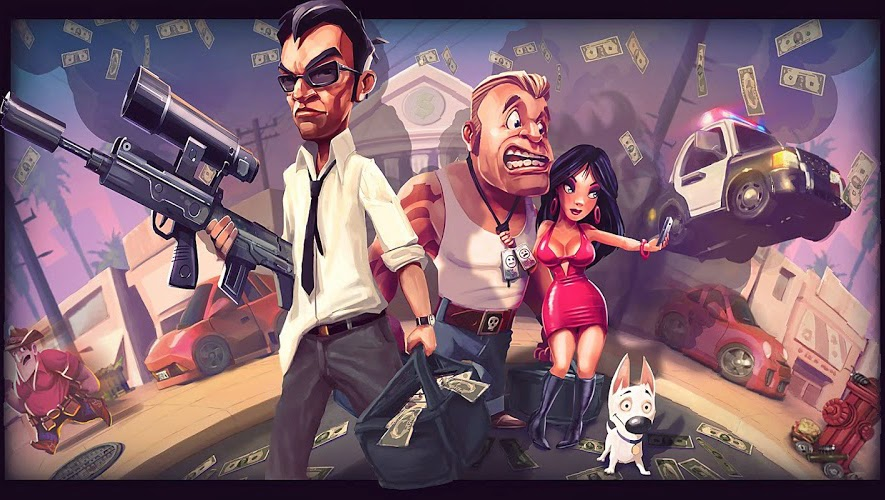 Crime Coast Gameplay IOS / Android
