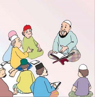 6 teka-teki imam ghazali kepada anak muridnya