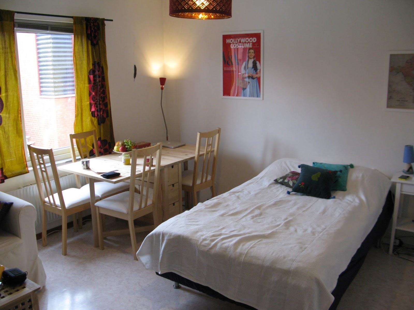 Lund On Times Living In Lund K Mn Rsr Tten Studio Apartment