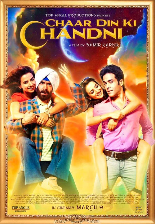Chaar Din Ki Chandni Cast and Crew