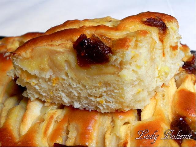 hiperica_lady_boheme_blog_cucina_ricette_gustose_facili_e_veloci_torta_di_mele_allo_yogurt_con_marmellata_fichi_3