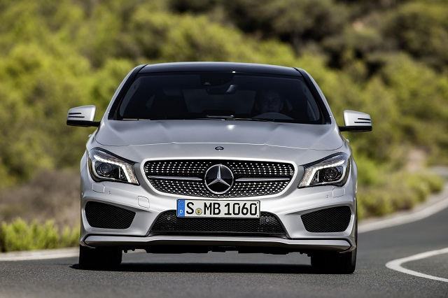 Mercedes-Benz CLA is available to order now, with prices starting from £24,355