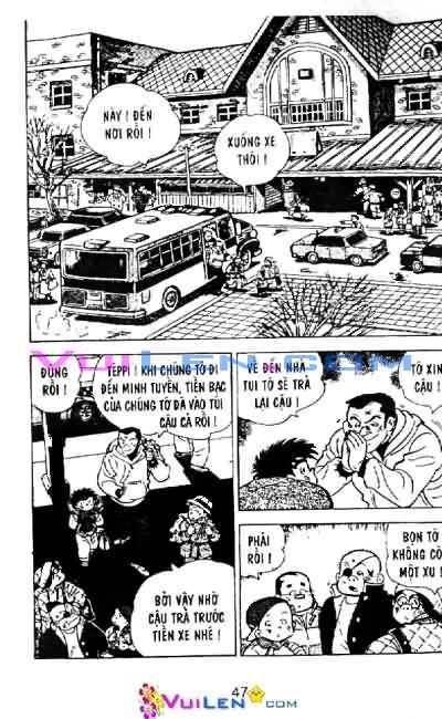 Siêu quậy Teppi chap 39 - Trang 44