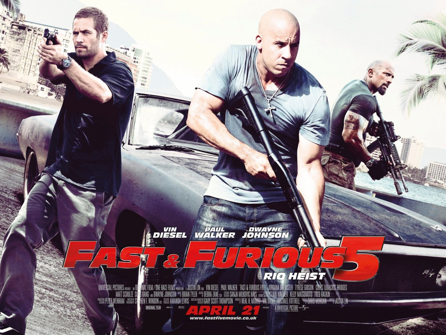 fast five movie poster planetlynxtv Until you decide to sign up for that dirt race across mountainous roads with ...