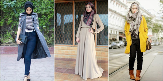 4 TIPS MIX AND MATCH GAYA HIJAB SEHARI-HARI