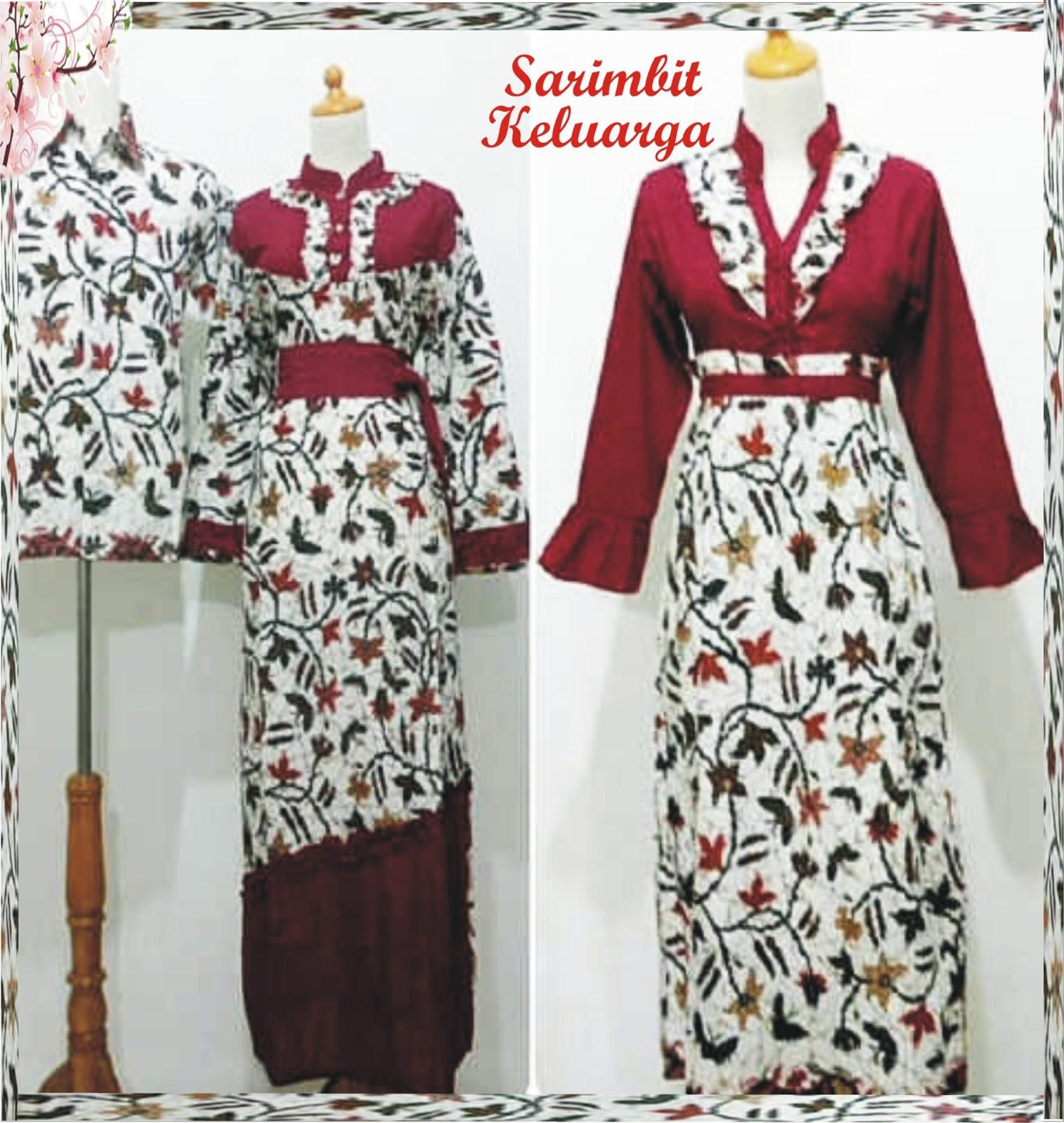 Model Baju Batik April 2013