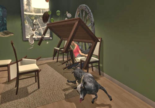 Goat Simulator PC Game Free Download