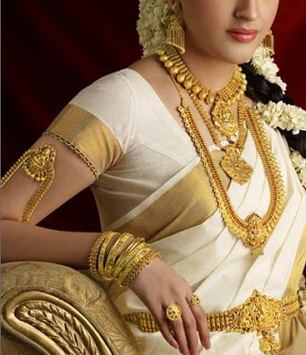 Tradtional Jewelry Of India