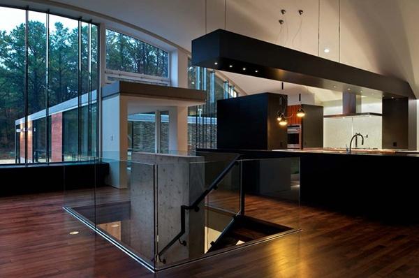 Inilah ide Desain Pintu Geser Kaca Rumah Modern 2015 yg apik