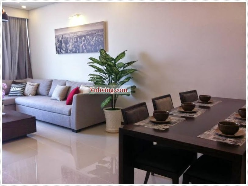 Apartment for rent at District 2 in Thao Dien Pearl
