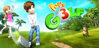 Let's Golf! 3 HD v1.0.6 Apk