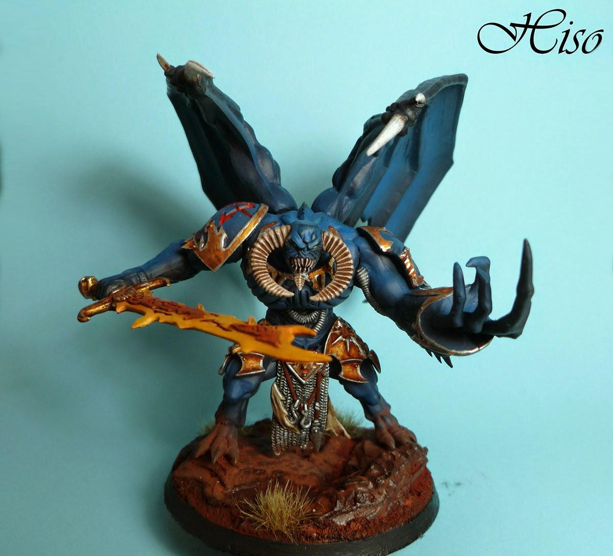 Chaos Daemon Prince Demon