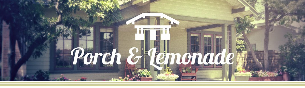Porch And Lemonade