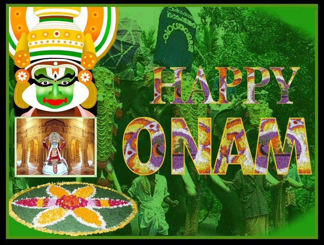 Khushi For Life Onam Greetings Cards In Malayalam Onam Wishes