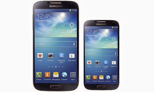 get a look at i9190 galaxy s4 mini