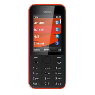 Harga dan spesifikasi Nokia 208