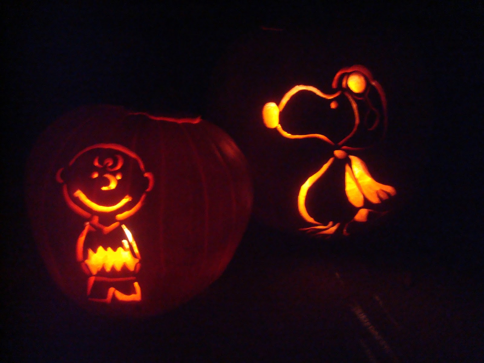 Two Salty Boys: Good Grief! A Peanuts Halloween