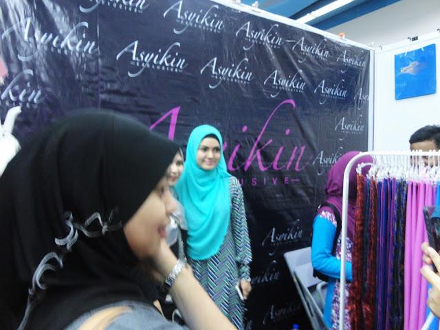 Bersama Memey Suhaiza Dan Puteri Sarah Di Festival Fesyen Moodrepublik